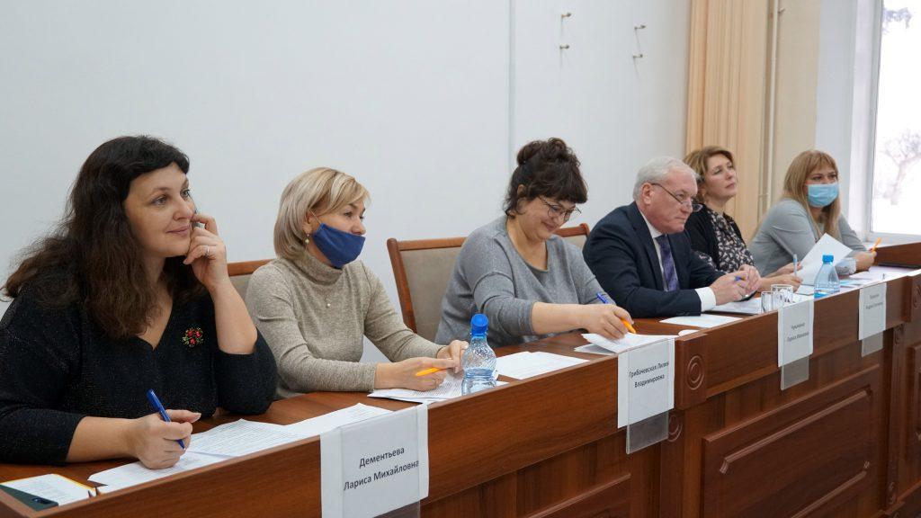 Молодёжный совет при главе города Минусинска